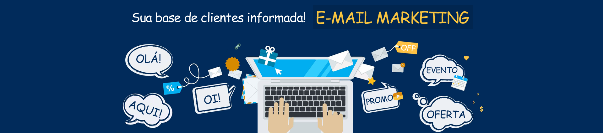 E-mail marketing - mailing